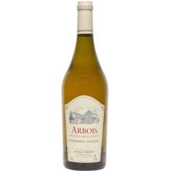 ARBOIS Chard/Sav 37,5cl Lornet
