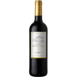 Blaye Côtes de Bordeaux AOP Château Haut-Louilleau rouge 75cl