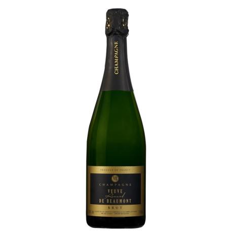 Champagne AOP Veuve Renard de Beaumont Brut 75cl