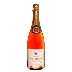 Champagne AOP Veuve Renard de Beaumont Rosé 75cl