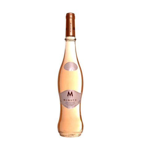 Côtes de Provence AOP M de Minuty 75cl