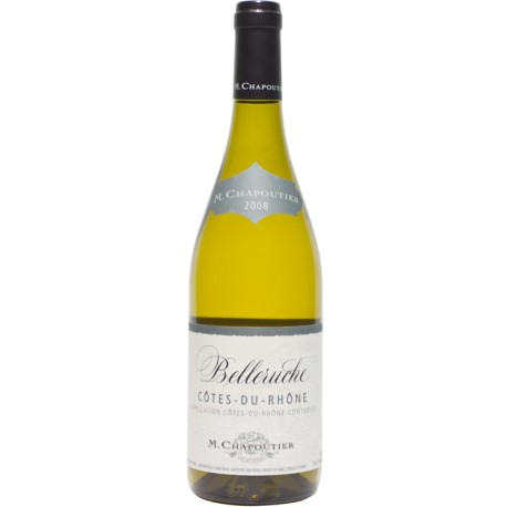 CDR BELLERUCHE Blanc 75cl M.Chapoutier 0,75 L