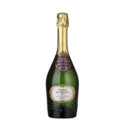 Méthode traditionnelle  Charles de France Blanc de Noirs Brut 75cl