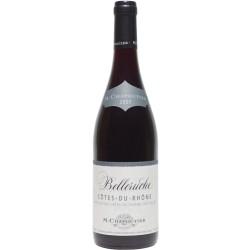 CDR BELLERUCHE Rouge 37,5cl M.chapoutier 0,375 L