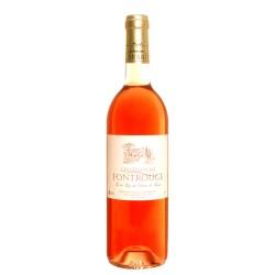 Coteaux de Peyriac IGP Les Hauts de Fontrouge rosé 75cl