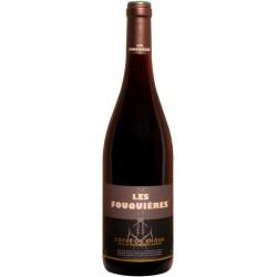 Côtes du Rhône AOP Les Fouquières Rouge 75cl
