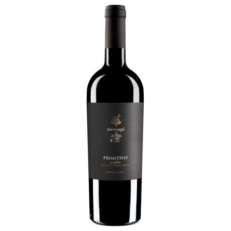 Puglia IGT Messapi - Primitivo 75cl
