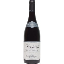 SAINT-JOSEPH DESCHANTS Rouge 75cl M. Chapoutier 0,75 L