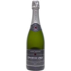 Champ.CHASSENAY D'ARCE 75cl cuvée premièrebrut. 0,75 L