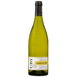 Côtes de Gascogne IGP Colombard - Ugni Blanc Domaie Uby 75cl